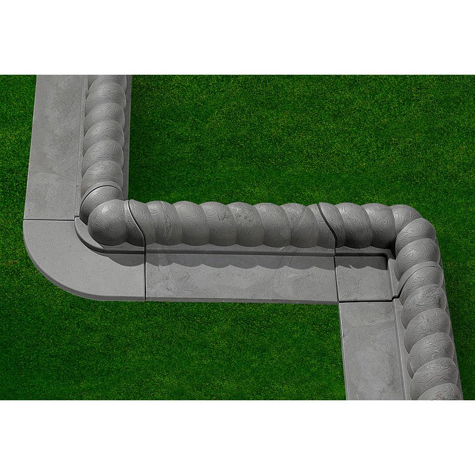 rasenkante kunststoff g nstig kaufen. Black Bedroom Furniture Sets. Home Design Ideas