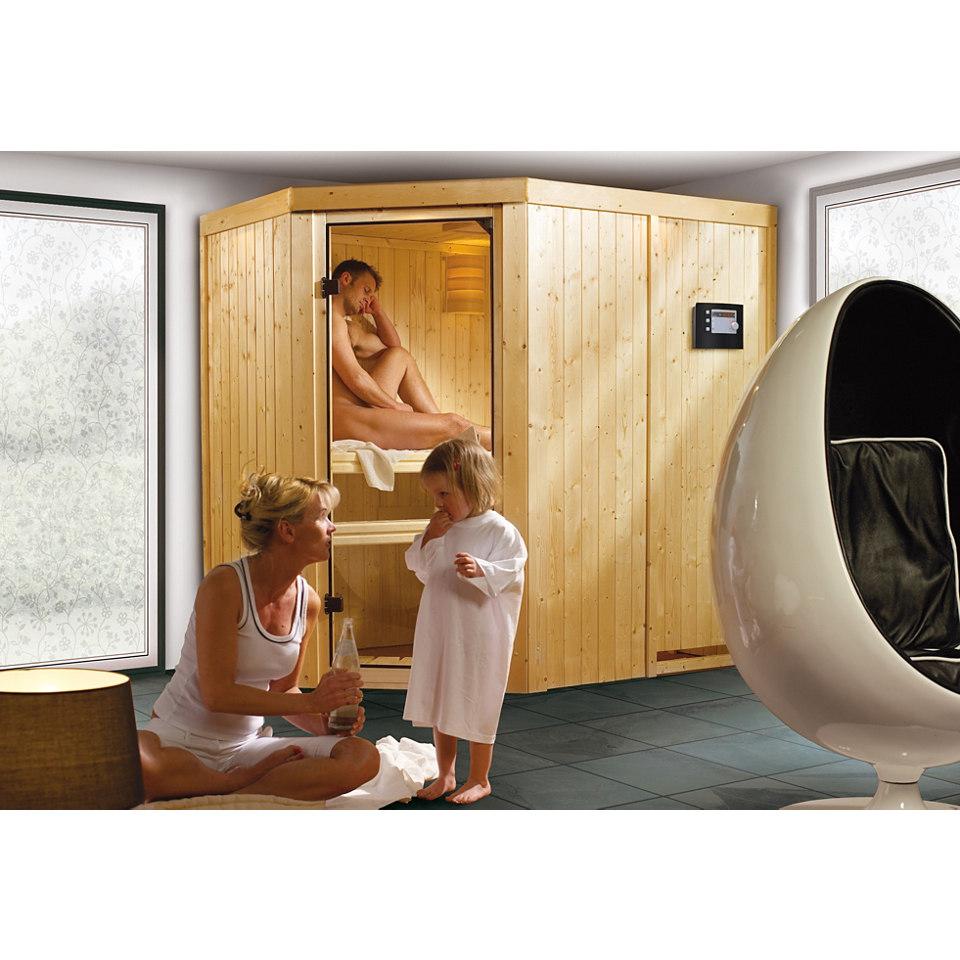 Sauna �Carin�, 68 mm Wandst�rke