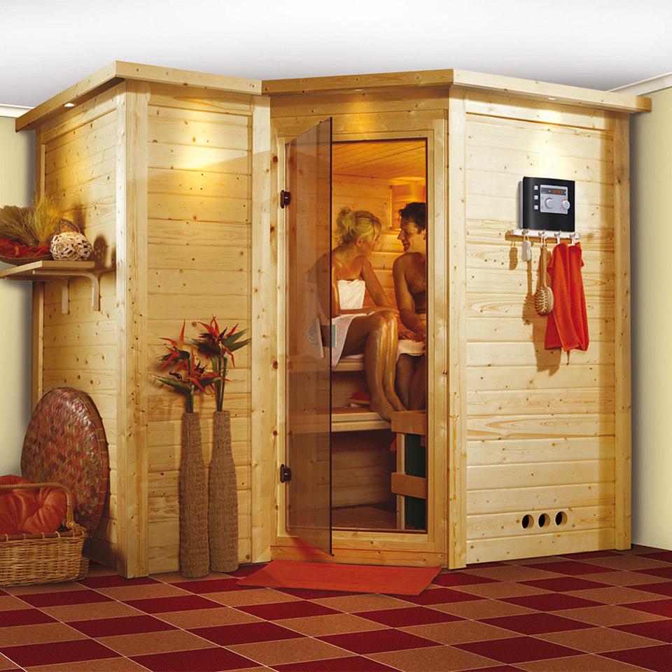 Sauna �Sahib 2�, 40 mm Wandst�rke