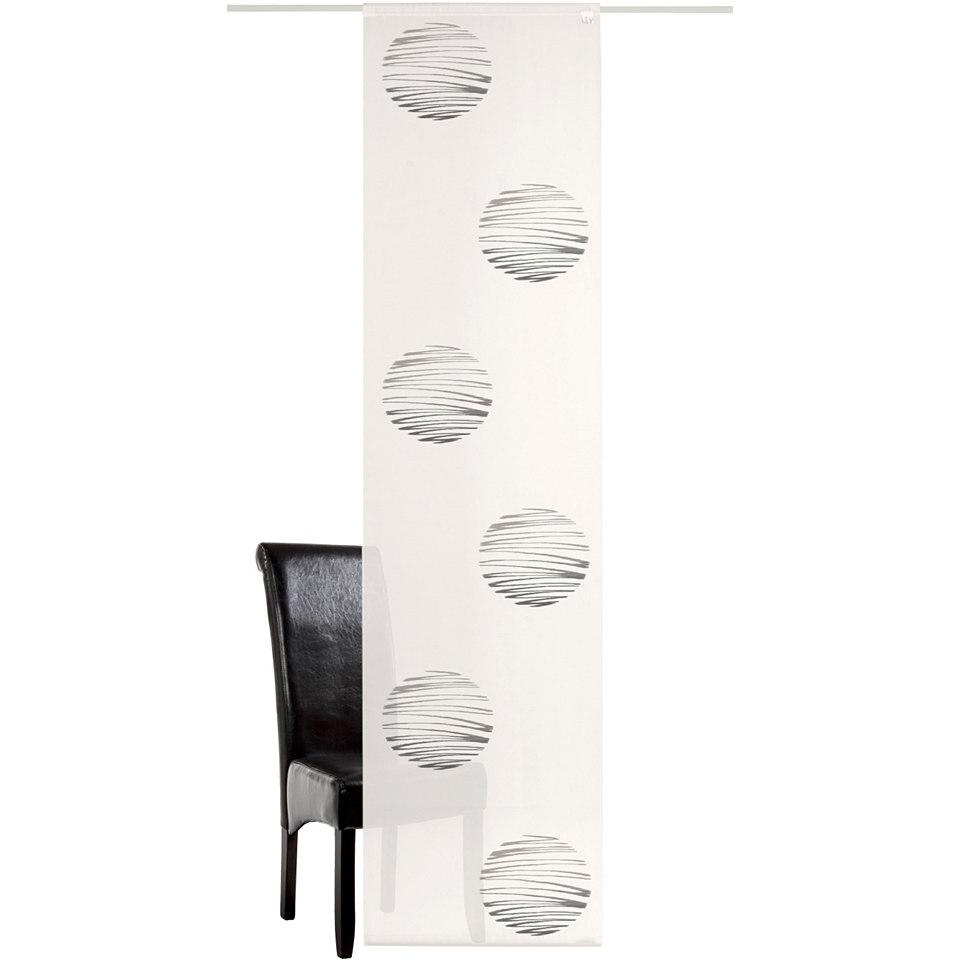 Schiebevorhang, Deko trends, �Hancock-A� (1 St�ck ohne Zubeh�r)