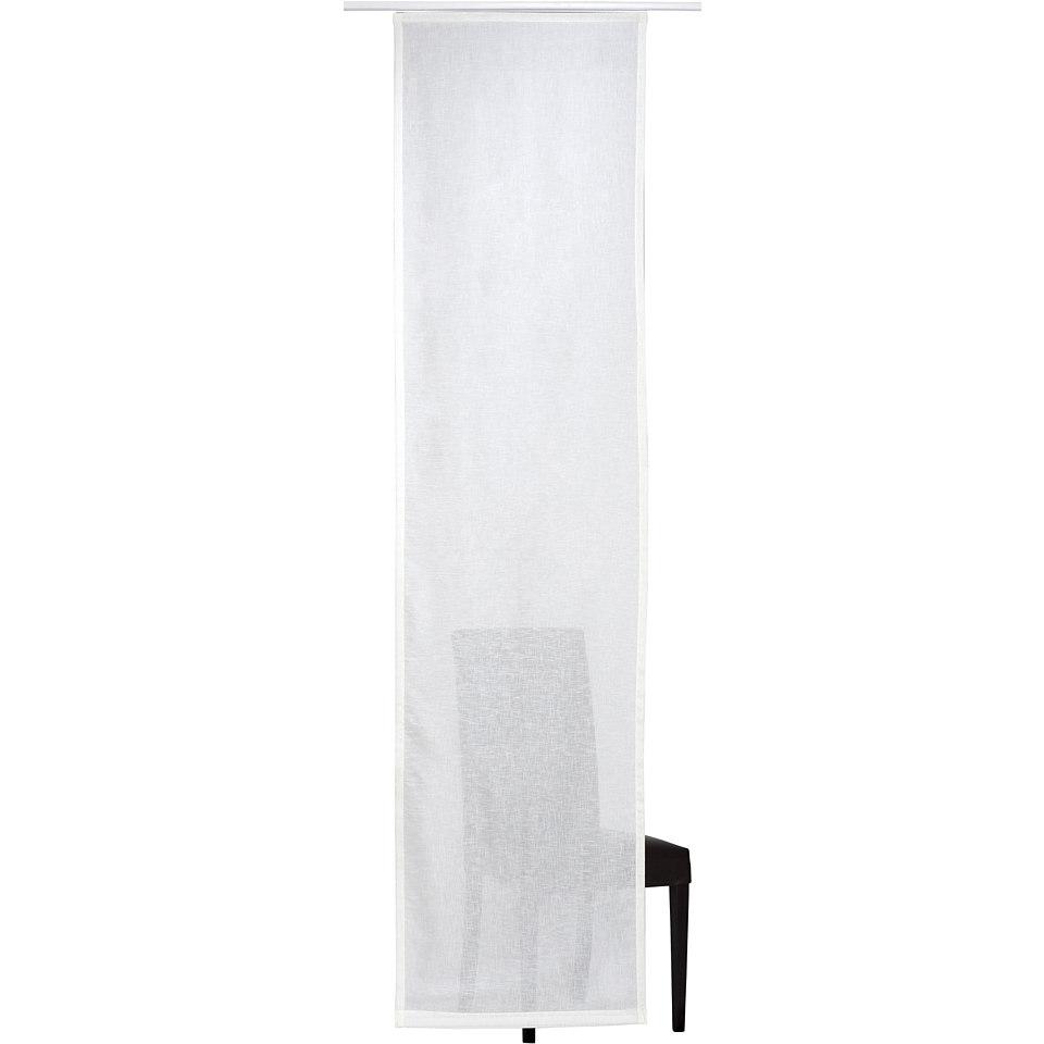 Schiebevorhang, Elbersdrucke, �EFFECTO� (1 St�ck ohne Zubeh�r)