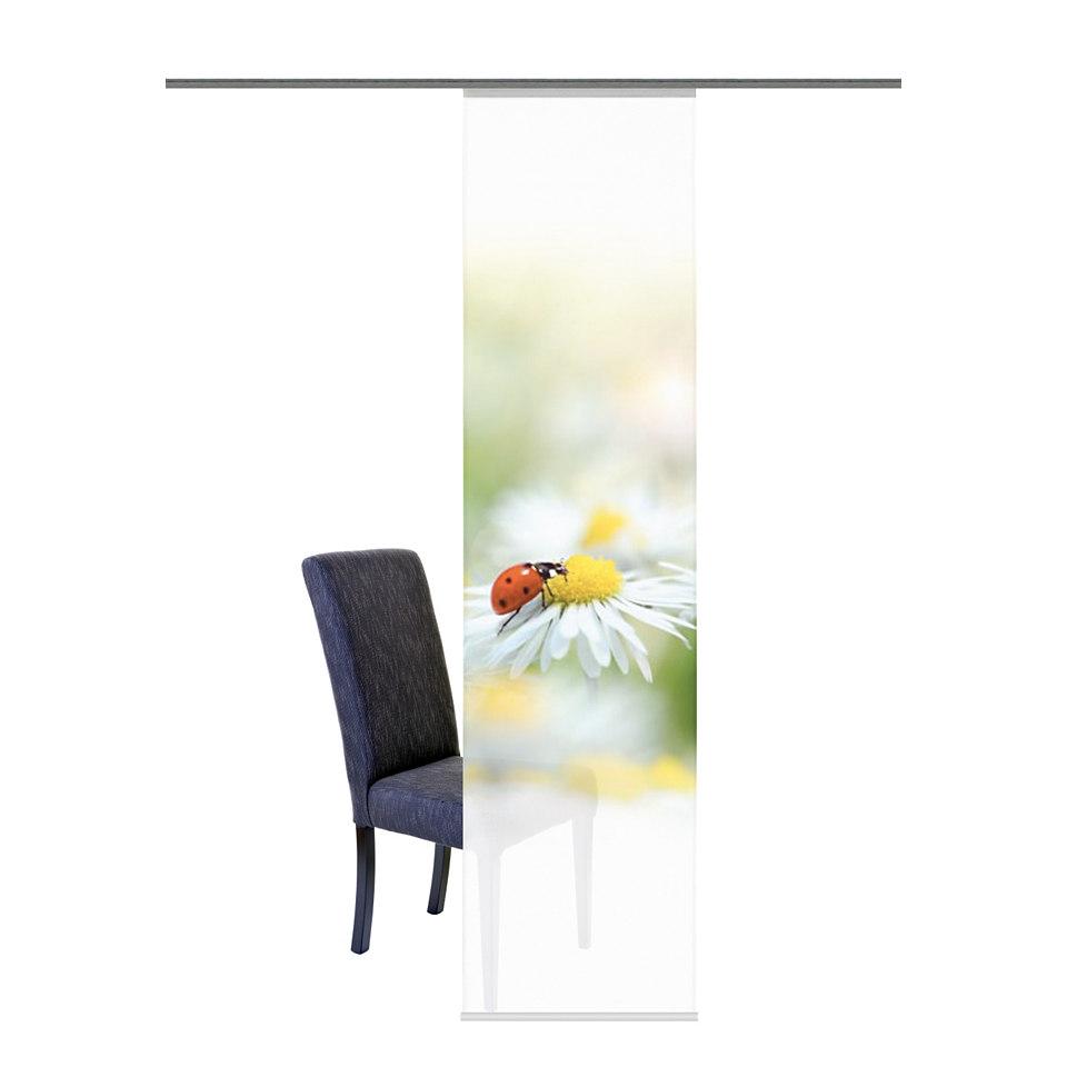 Schiebevorhang, Home Wohnideen, »Alcaniz« (1 Stück)