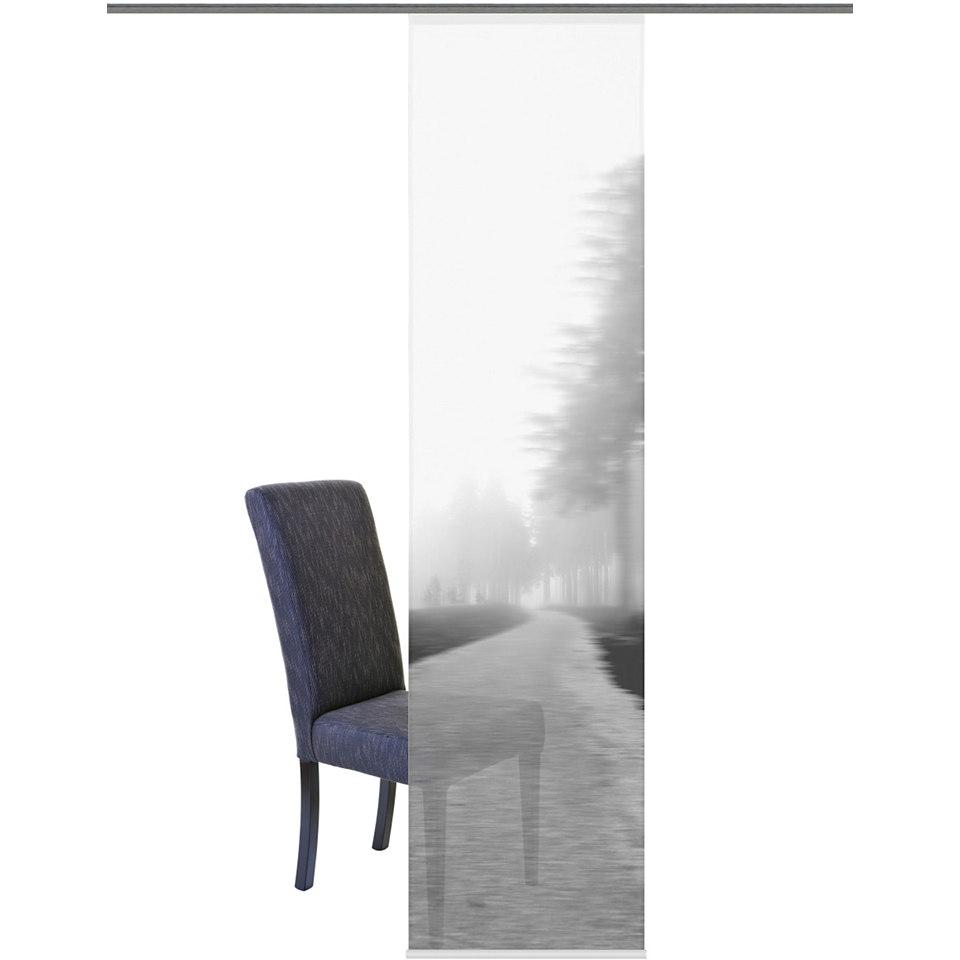 Schiebevorhang, Home Wohnideen, �Camas� (1 St�ck mit Zubeh�r)