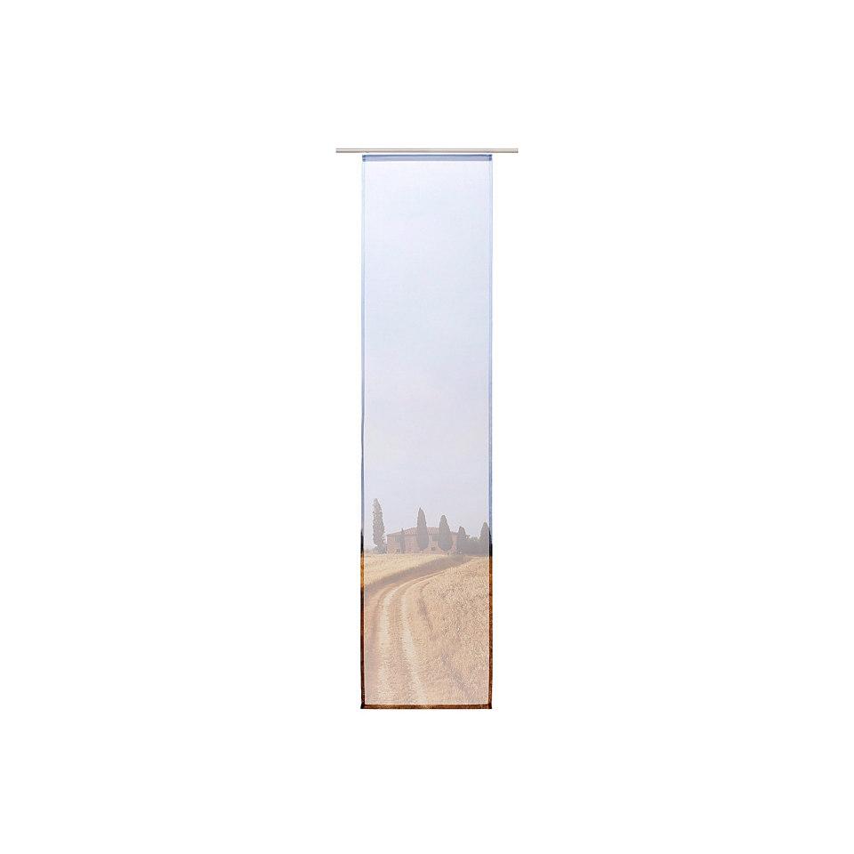 Schiebevorhang, Home Wohnideen, »Livorno« (1 Stück)