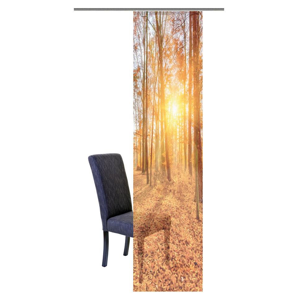 Schiebevorhang, Home Wohnideen, �Mascali� (1 St�ck ohne Zubeh�r)