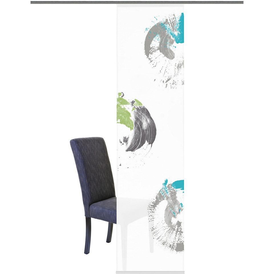 Schiebevorhang, Home Wohnideen, �Orting� (1 St�ck mit Zubeh�r)