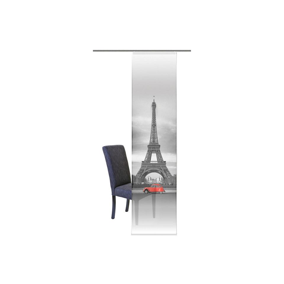 Schiebevorhang, Home Wohnideen, �Paris� (1 St�ck)
