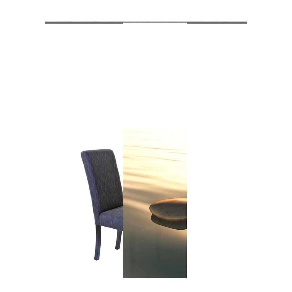 Schiebevorhang, Home Wohnideen, »Parla« (1 Stück mit Zubehör)