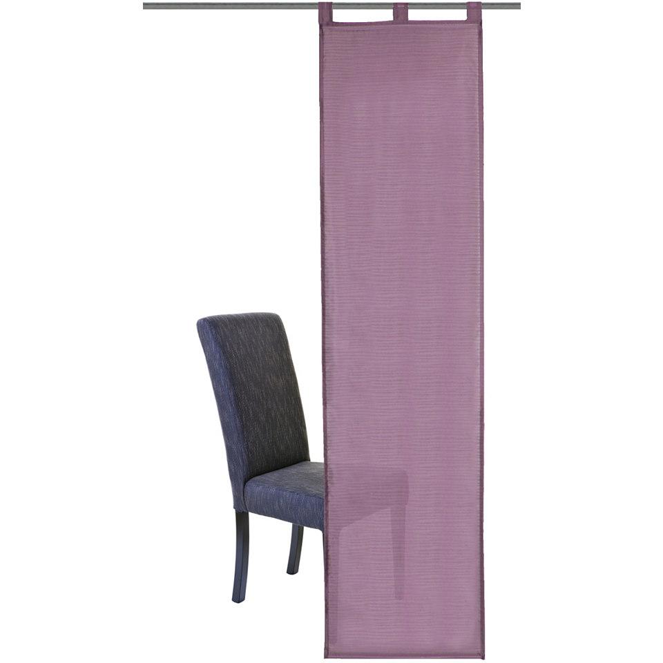 Schiebevorhang, Home Wohnideen, »Sarnia« (1 Stück)