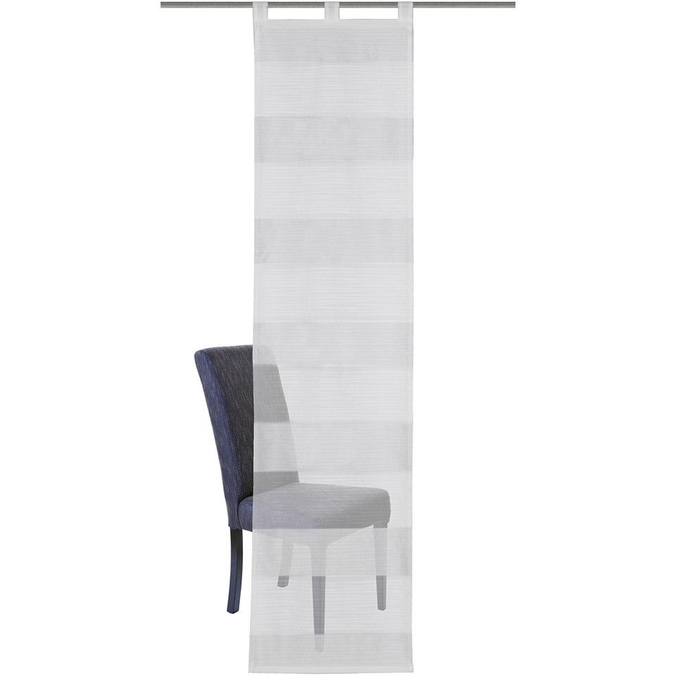 Schiebevorhang, Home Wohnideen, »Sarnia-Streifen« (1 Stück)
