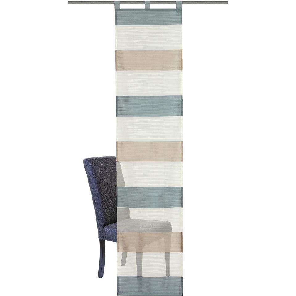 Schiebevorhang, Home Wohnideen, �Sarnia-Streifen� (1 St�ck)
