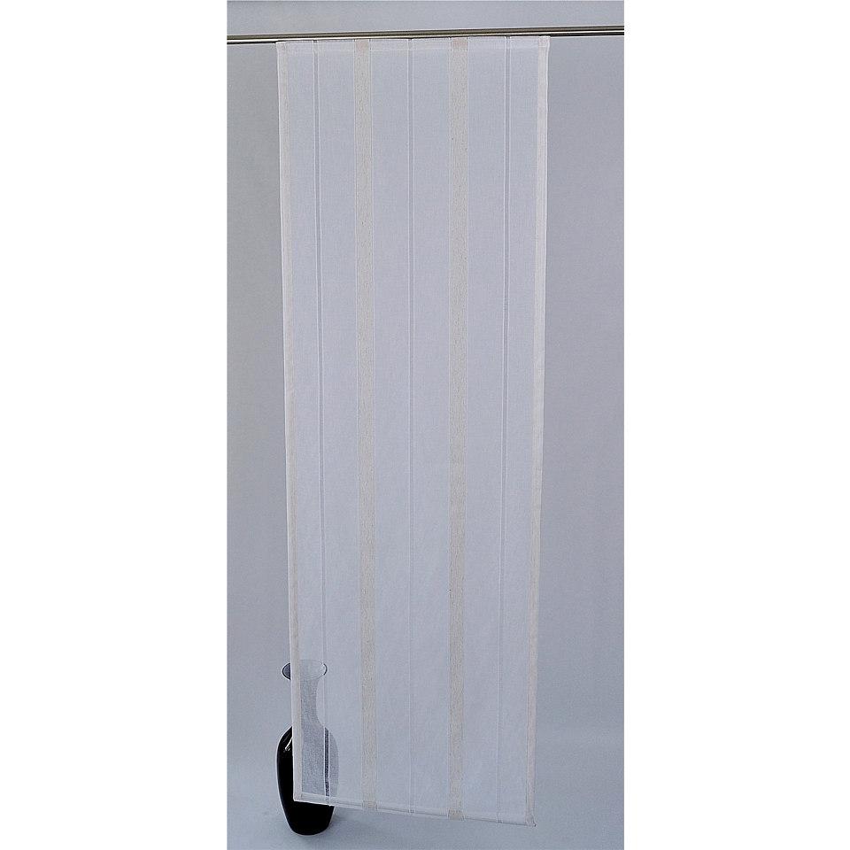 Schiebevorhang, Kutti, �Rustico� (1 St�ck mit Zubeh�r)
