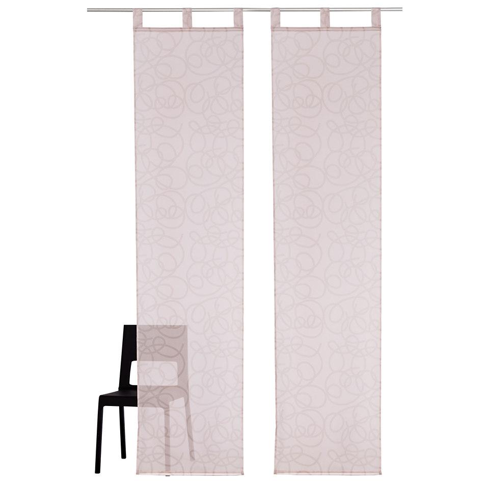 Schiebevorhang, My Home, »Tanaro« mit Zubehör (2 Stück )