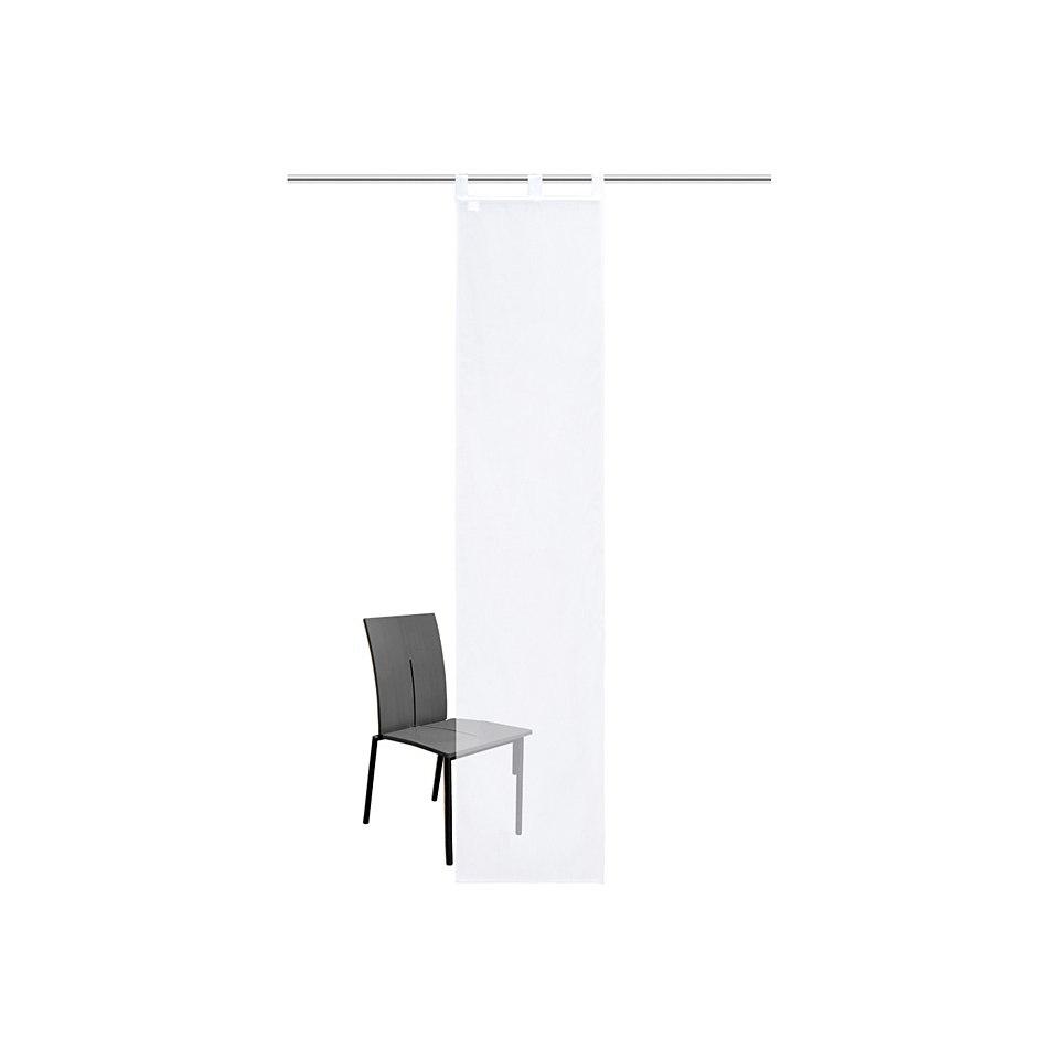 Schiebevorhang, My Home, �Tayma uni� (2er-Pack)