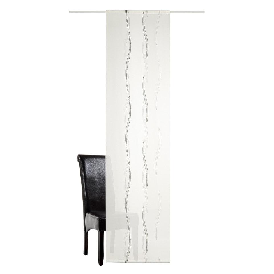 Schiebevorhang, deko trends, �Ocean� (1 St�ck inkl. Zubeh�r)