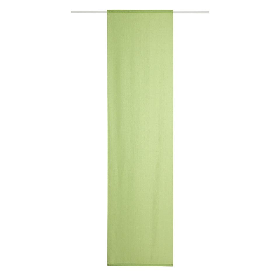 Schiebevorhang, deko trends, »Solid« (1 Stück mit Zubehör)