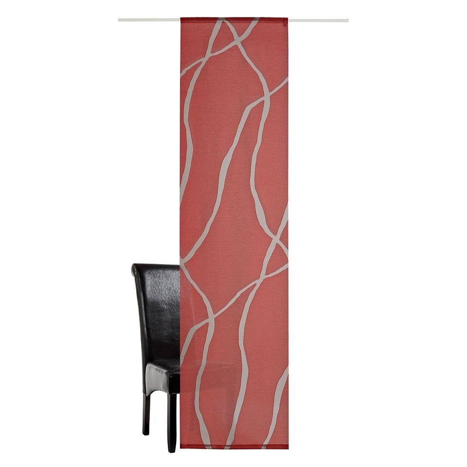 Schiebevorhang, deko trends, »Tequilla« (1 Stück inkl. Zubehör )