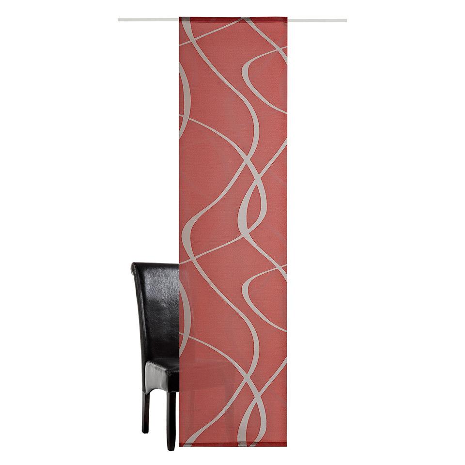 Schiebevorhang, deko trends, �Wave� (1 St�ck mit Zubeh�r)