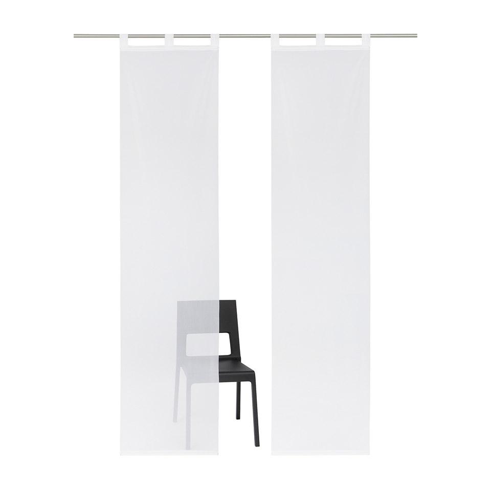 Schiebevorhang, my home, »Almelo« (2 Stück mit Zubehör)