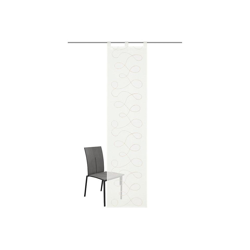 Schiebevorhang, my home, »Locarno« (2 Stück)