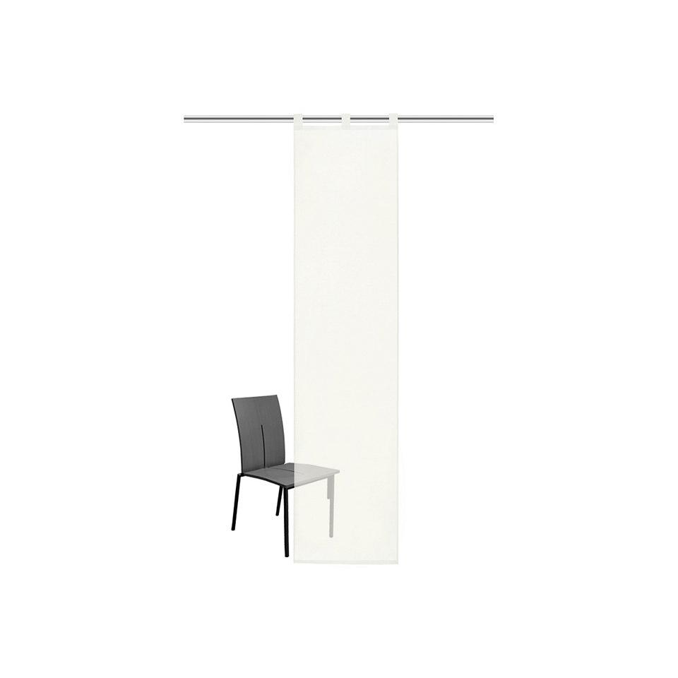 Schiebevorhang, my home, »Locarno-Uni« (2 Stück)