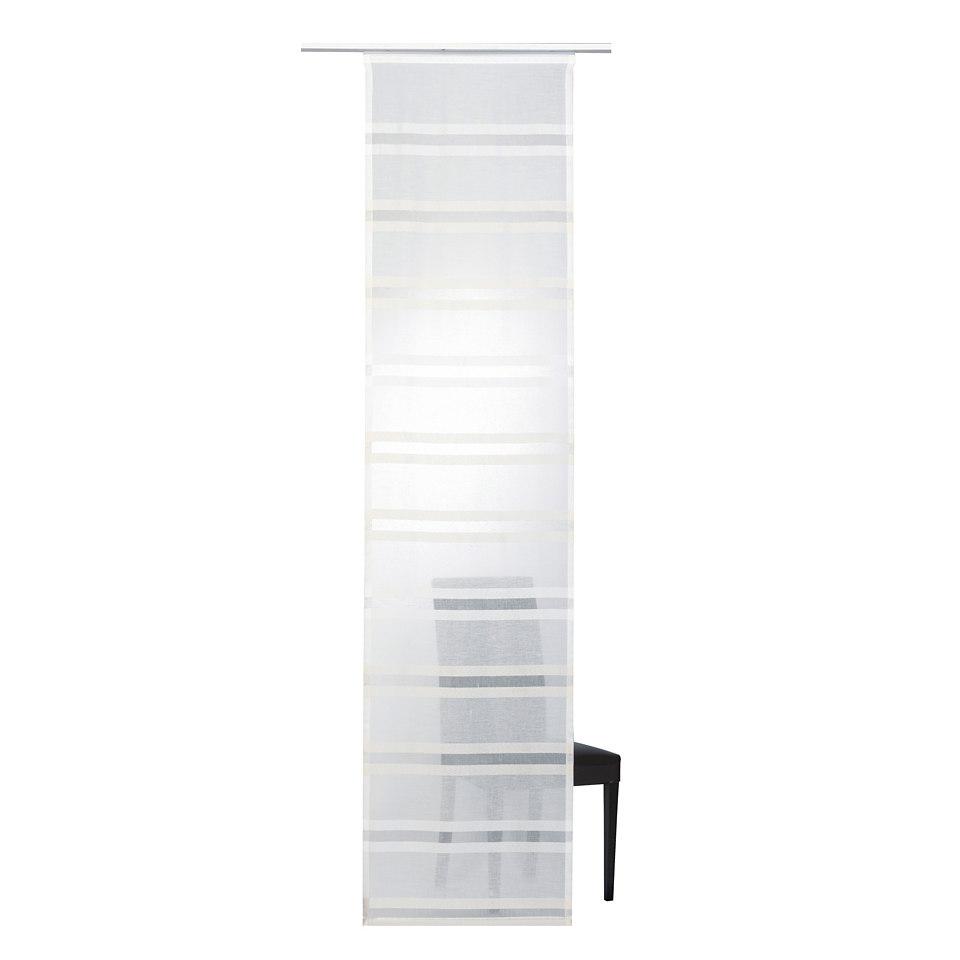 Schiebevorhang ohne Zubeh�r, Elbersdrucke, �KIRUNA� (1 St�ck)