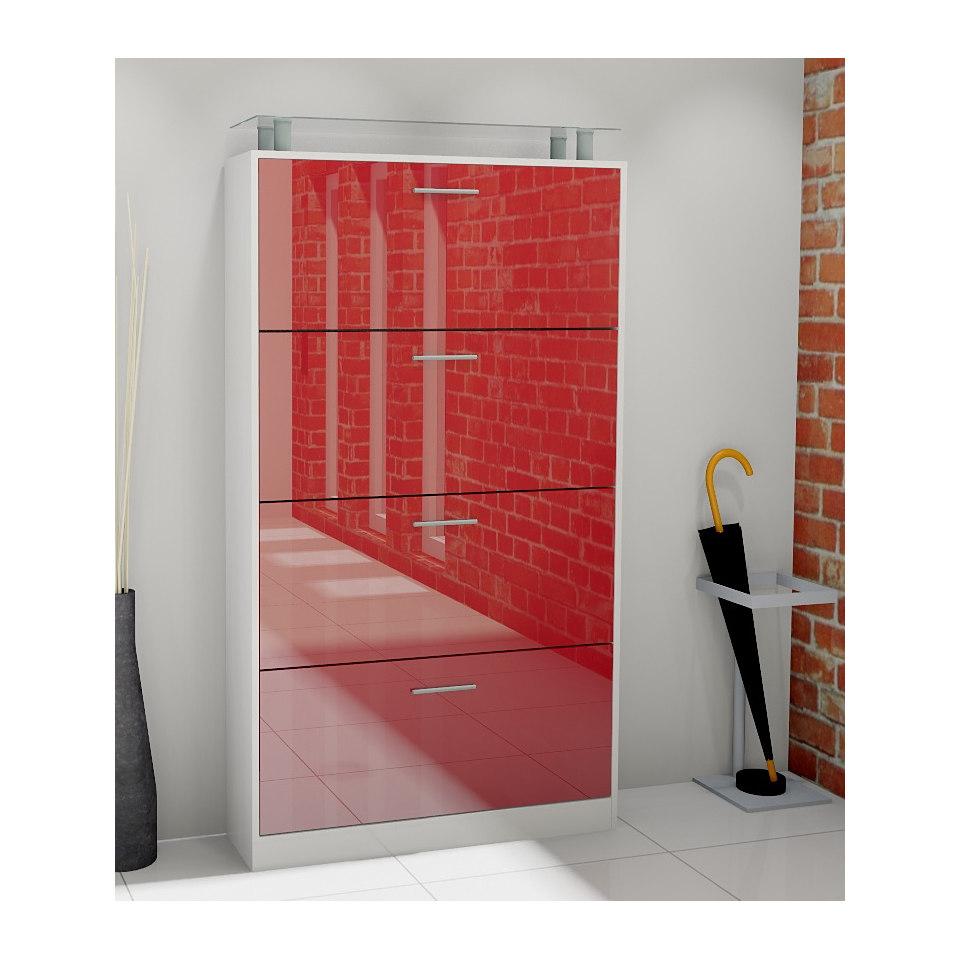 schuhschrank schwarz preise vergleichen und g nstig. Black Bedroom Furniture Sets. Home Design Ideas