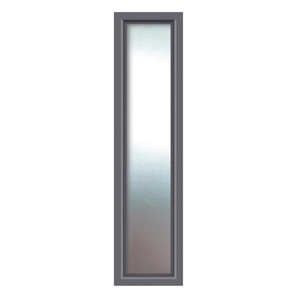Seitenteil für Alu-Haustüren »S04«, anthrazit