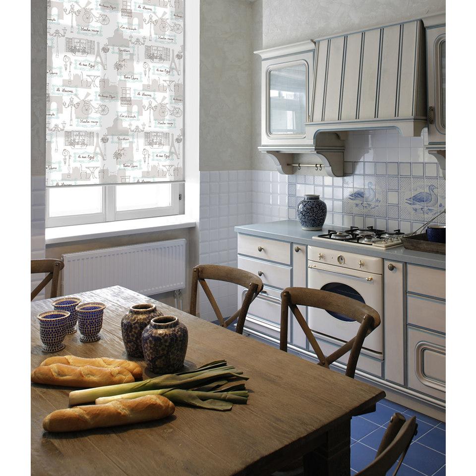 Seitenzugrollo, Sunlines, �Paris�, im Festma�, Lichtschutz