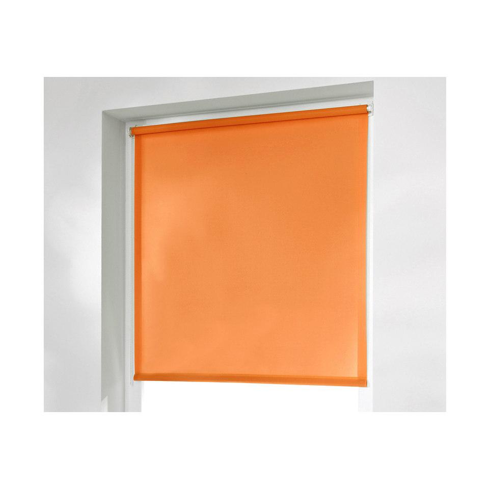 Seitenzugrollo im Fixmaß, K-home, »Klemmfix-Rollo« (1 Stück), ohne Bohren, , Lichtschutz