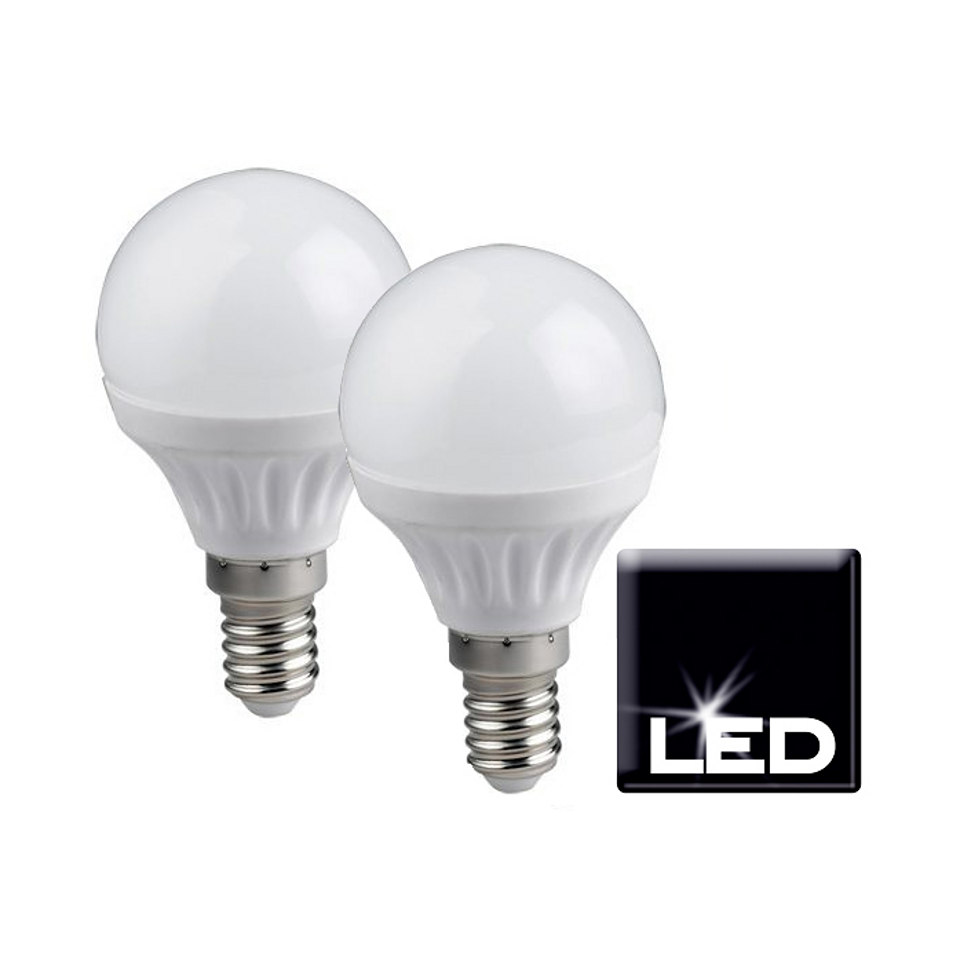 Set: LED-Leuchtmittel, Trio, »E14 Tropfenform«, (2er Pack)