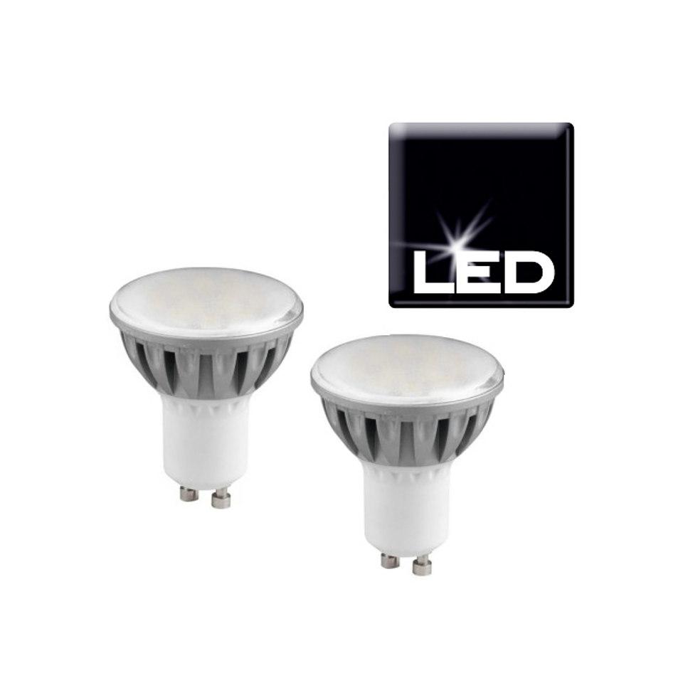 Set: LED-Leuchtmittel, Trio, �GU10�, 4,2 Watt (2er Set)