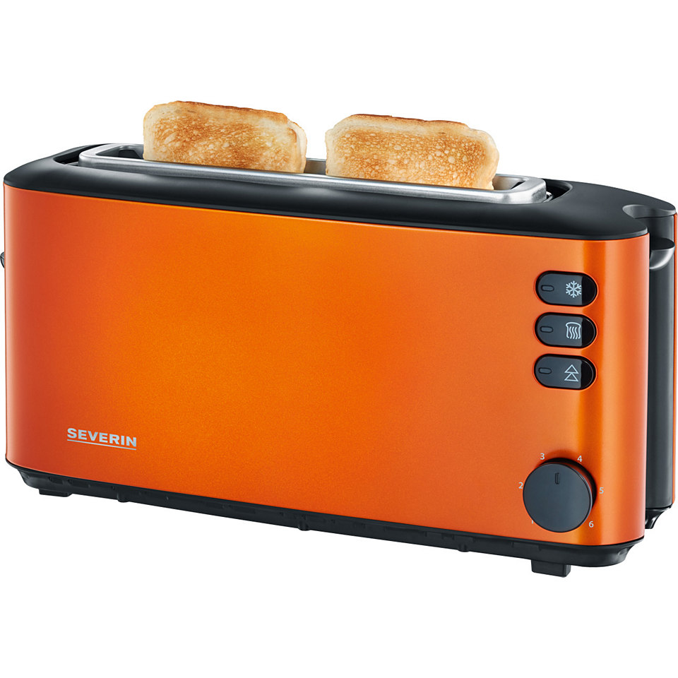 Severin Toaster AT 9735, Langschlitz, 1000 Watt