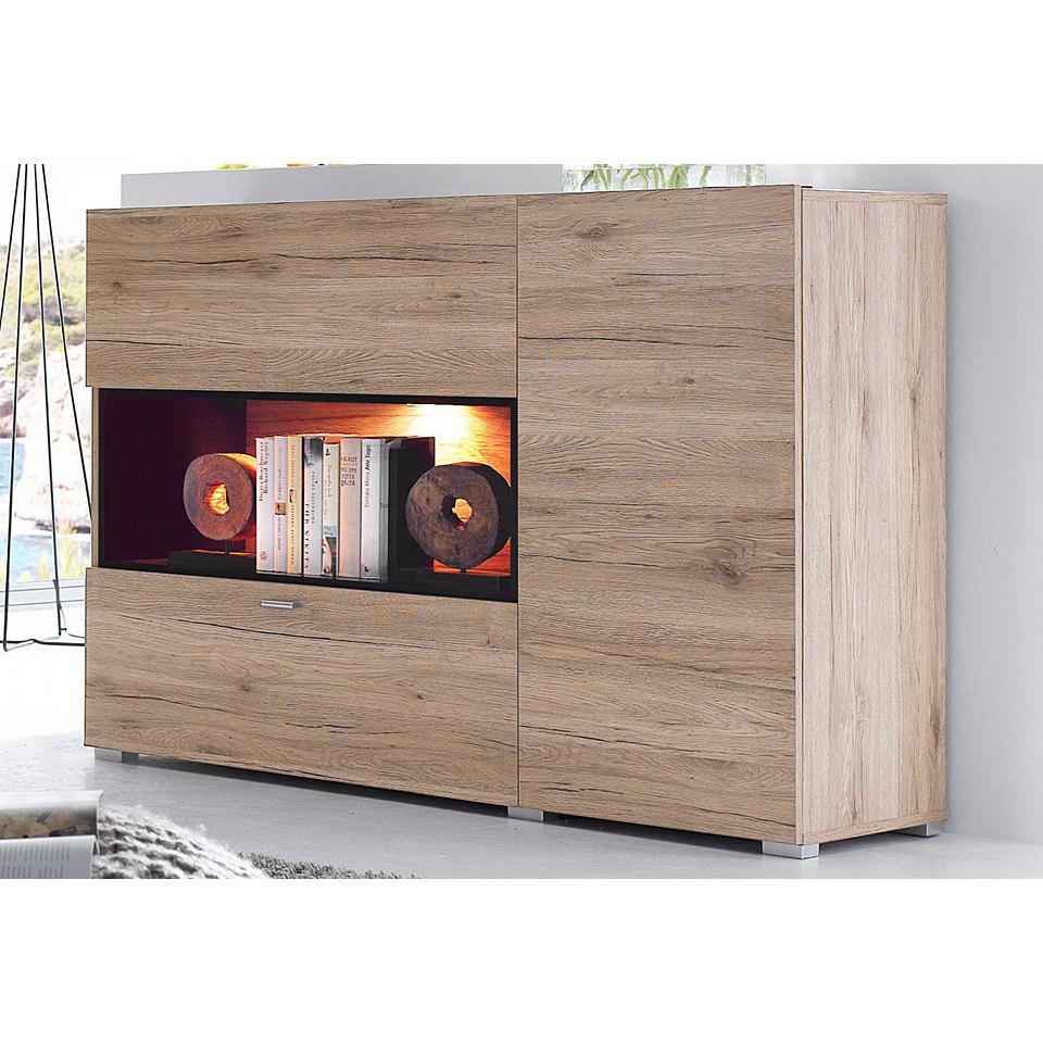 Sideboard, Breite 132 cm