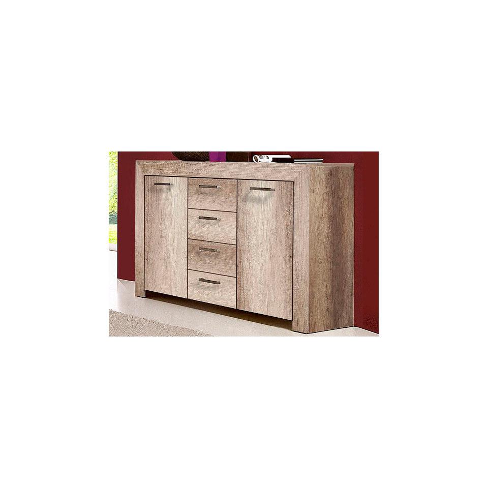 Sideboard, Breite 154 cm, wahlweise mit Aufbauservice