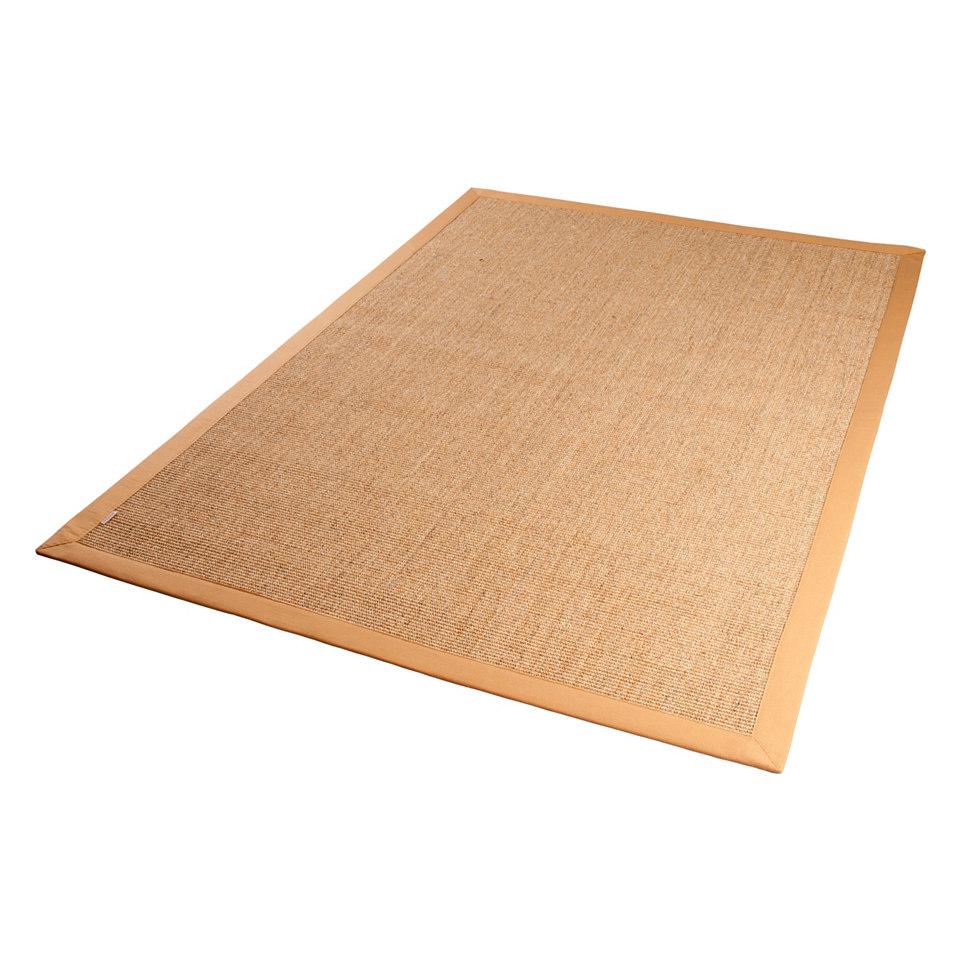 Sisal-Teppich, Dekowe, »Bierbeek«, Melange-Effekt, gewebt