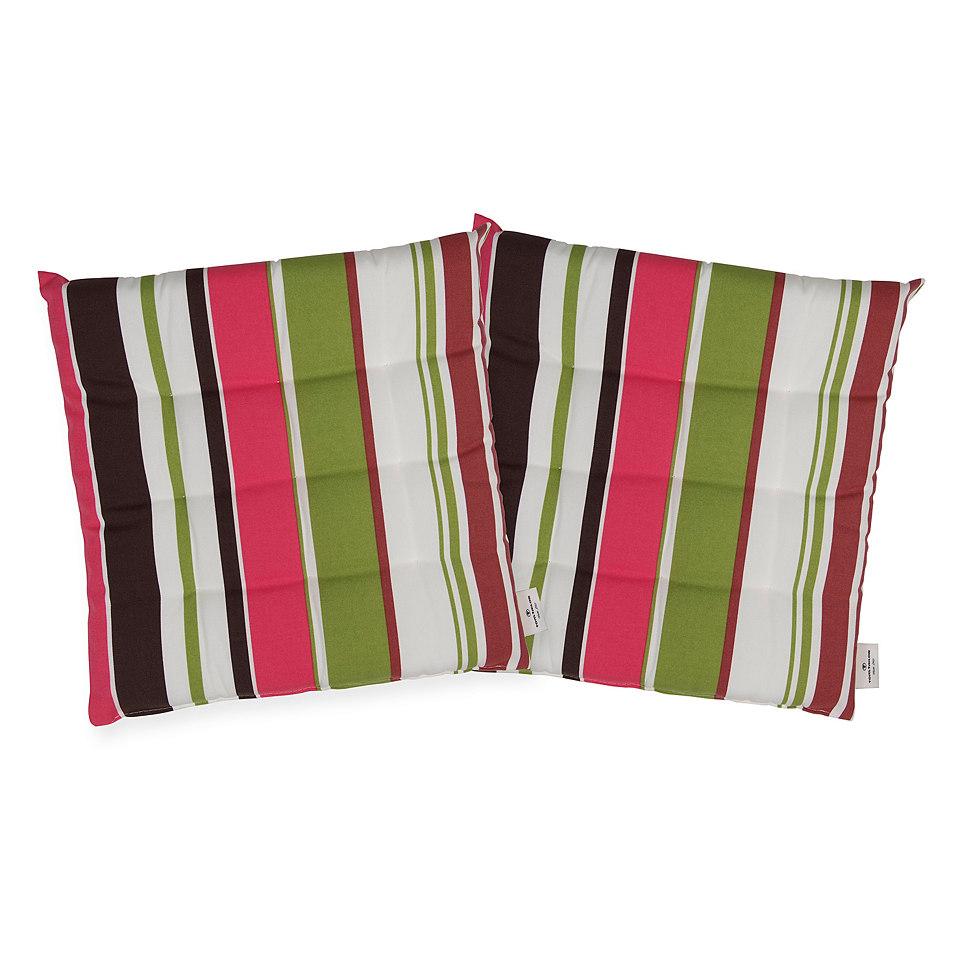 Sitzkissen, Tom Tailor, �T-Seat Stripes� (2 Stck.)