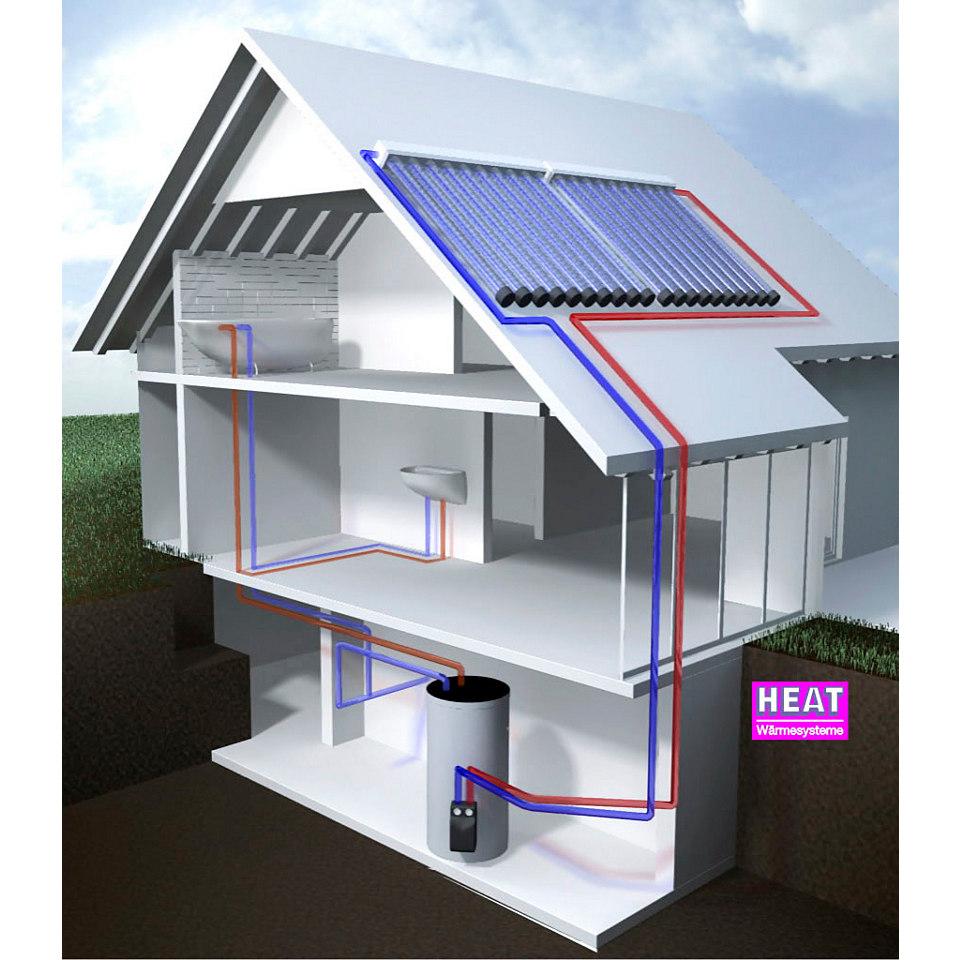 Solar-Montagepaket »Basic« für Solarpaket »Basic« (o. Abb.)