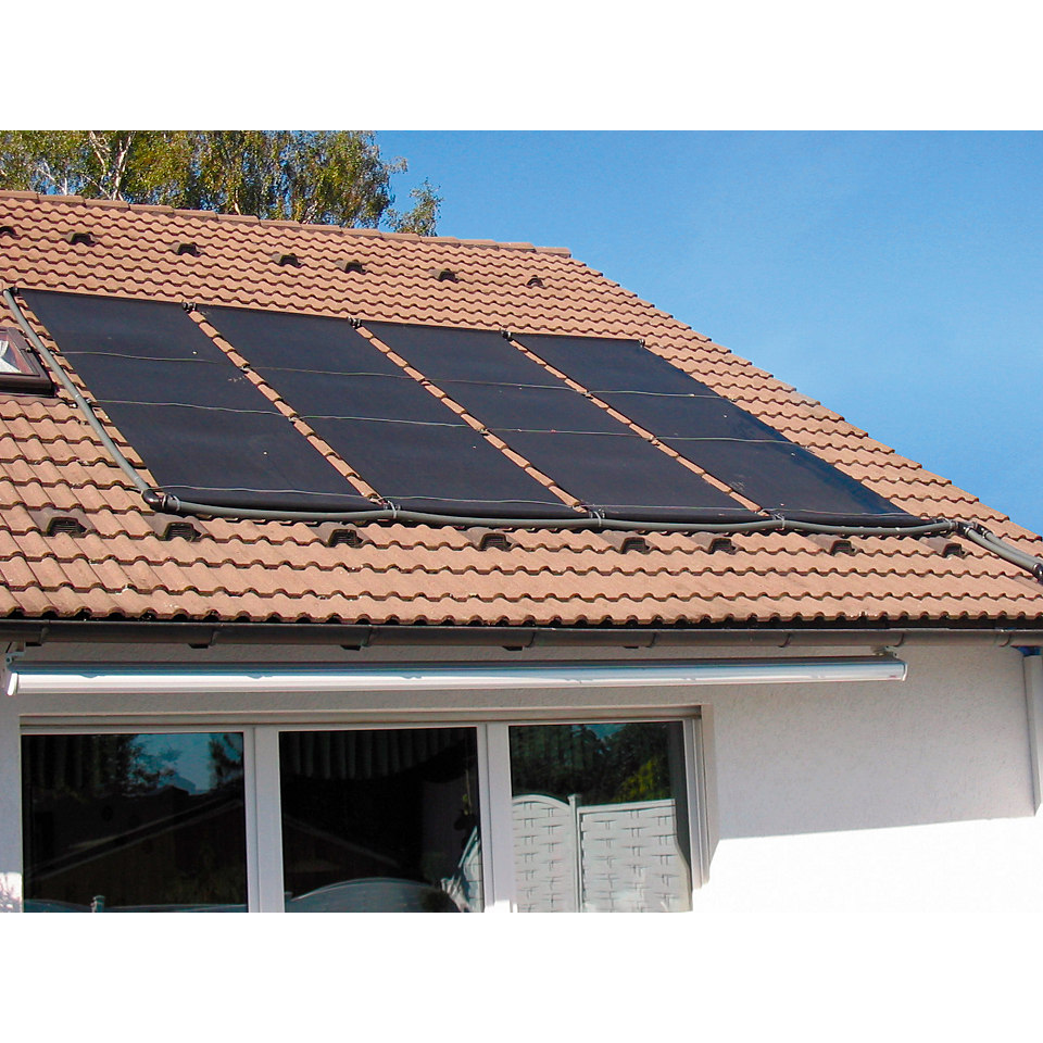 Solarabsorber-Ergänzungs-Set, inklusive 1 Absorbermatte