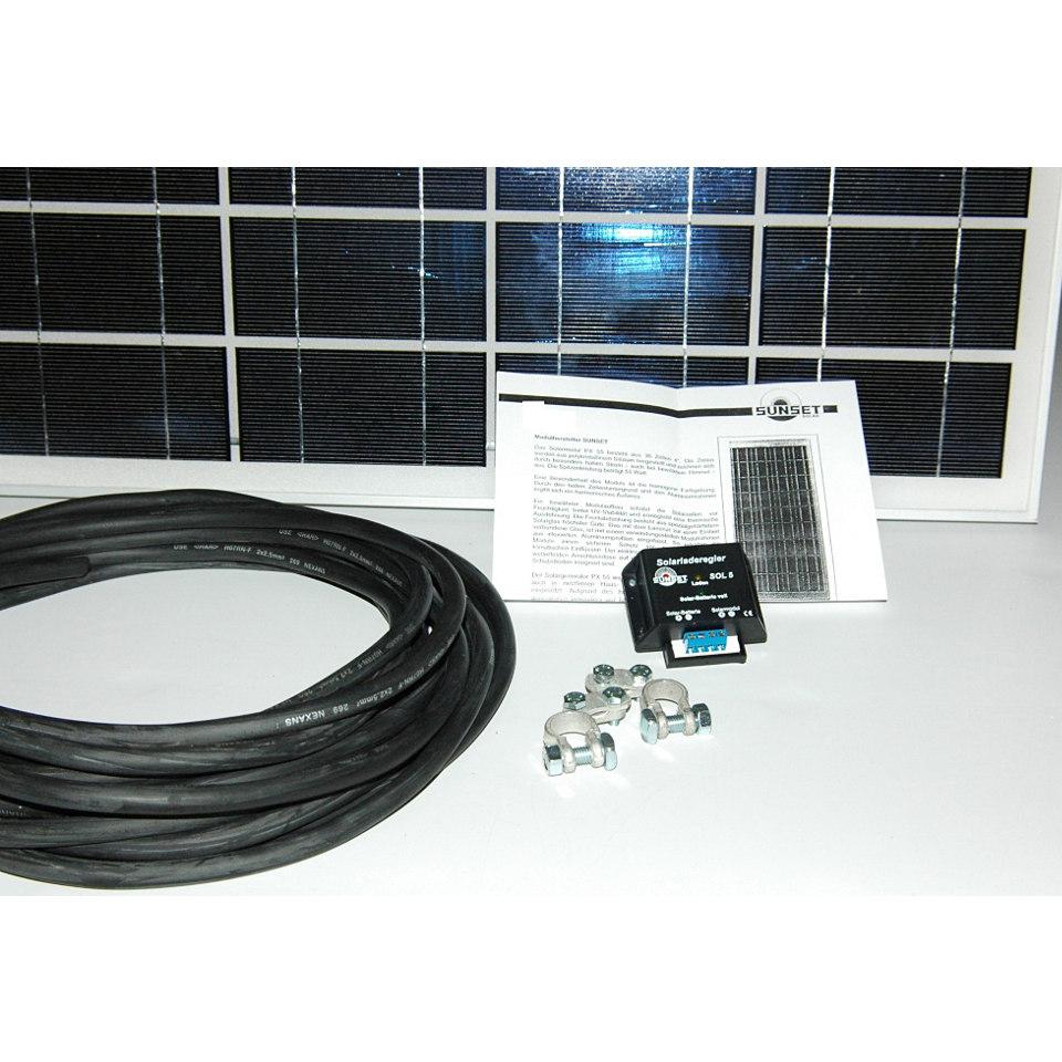 Solarstrom-Einsteiger-Set 45 Watt
