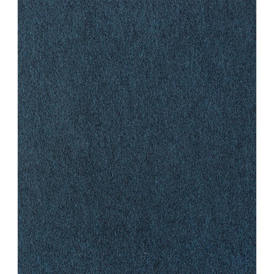 Spar-Set: Nadelfilz Teppichfliesen 12 m², blau