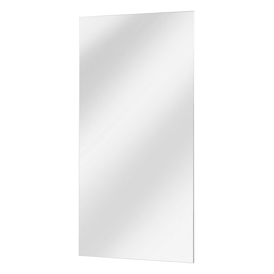 Spiegel »Flores« in »weiß hochglanz«