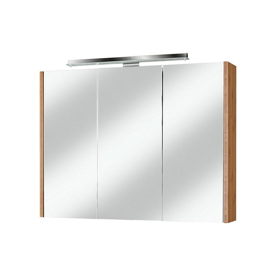 Spiegelschrank »Bambus«