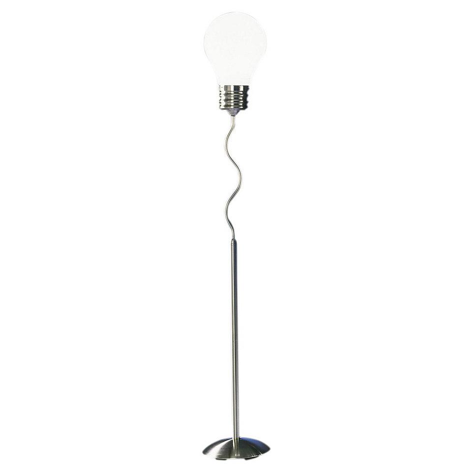 Stehlampe »Glühbirne« (1-flg.), Trio