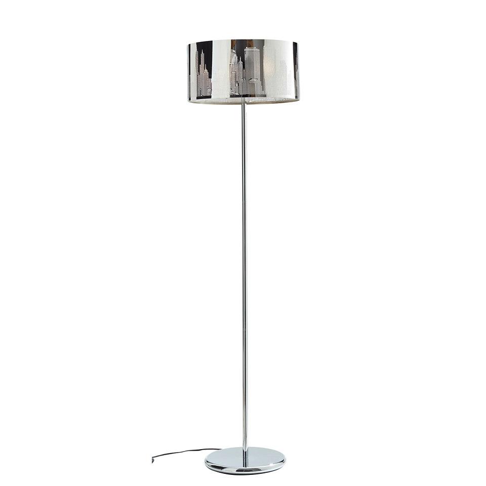 Stehlampe, Trio. Die Leuchte ist geeignet für Leuchtmittel der EEK A++ bis E.