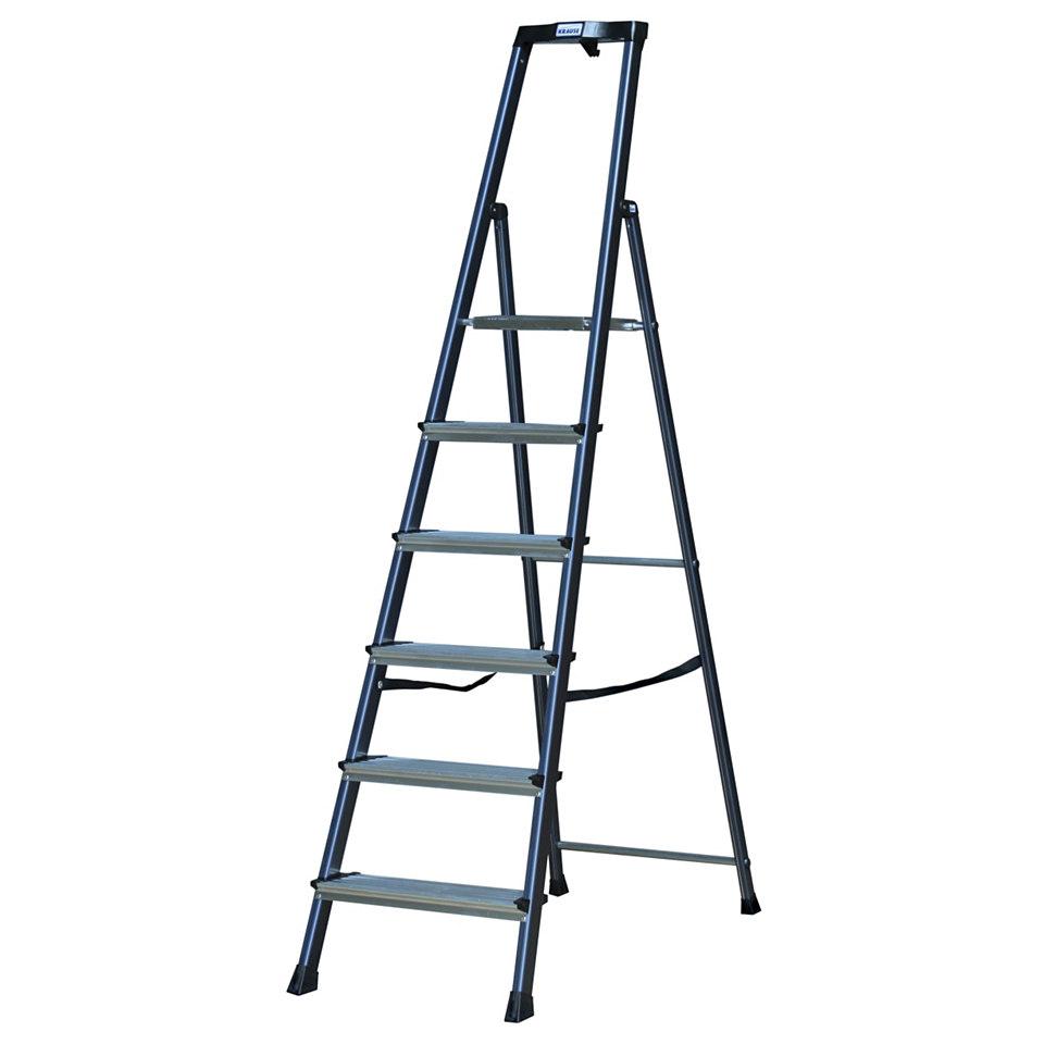 Stehleiter »Securo«, 4-8 Stufen