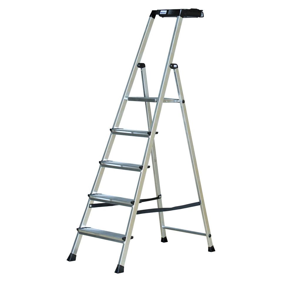 Stehleiter �Secury�, 5-6 Stufen