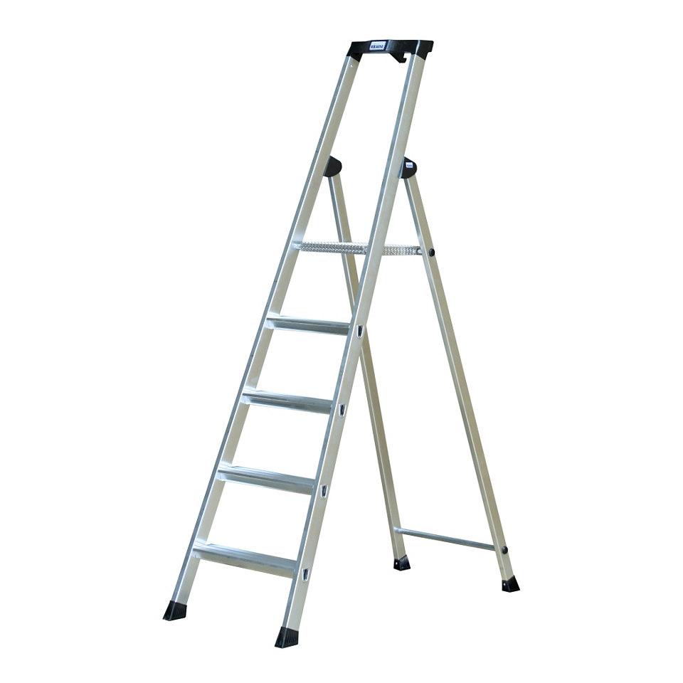 Stehleiter »Solido«, 4-8 Stufen