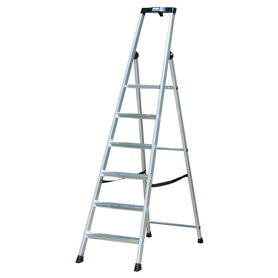 Stehleiter �Solido�, 4-8 Stufen