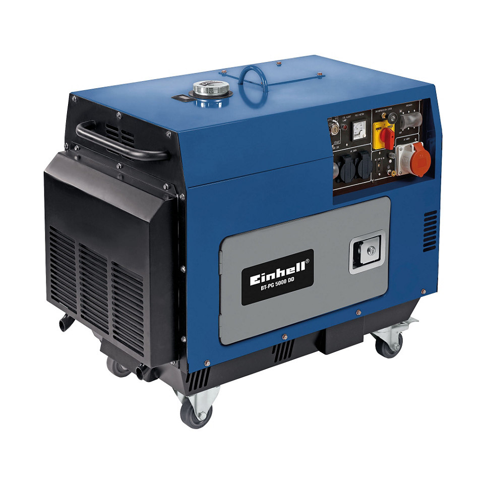 Stromerzeuger »BT-PG 5000 DD«